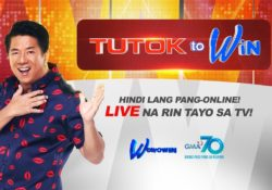 Watch Live-Now: Wowowin Tutok To Win March 16, 2021 (Tuesday)