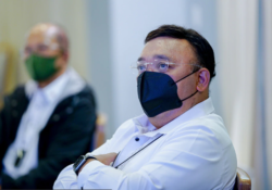 BREAKING NEWS: Presidential Spokesman Harry Roque Tested Positive For COVID-19
