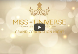 LIVE STREAM AND BLOG: Miss Universe 2020 Grand Coronation Night| At Hard Rock Hotel Florida May 16, 2021 (May 17) Pacific Time