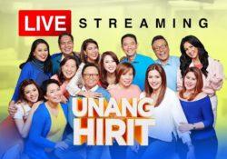 """LIVE NOW: """"Unang Hirit"""" GMA7 June 15, 2021 (Tuesday)"""